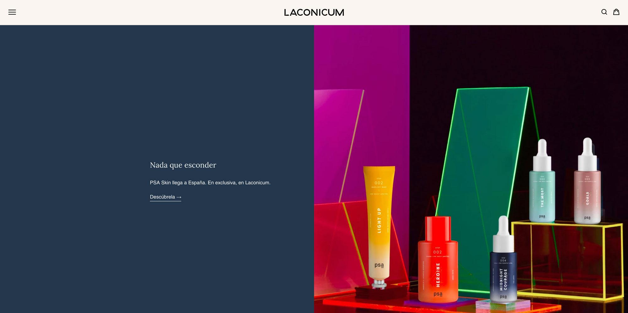 Shopify Laconicum
