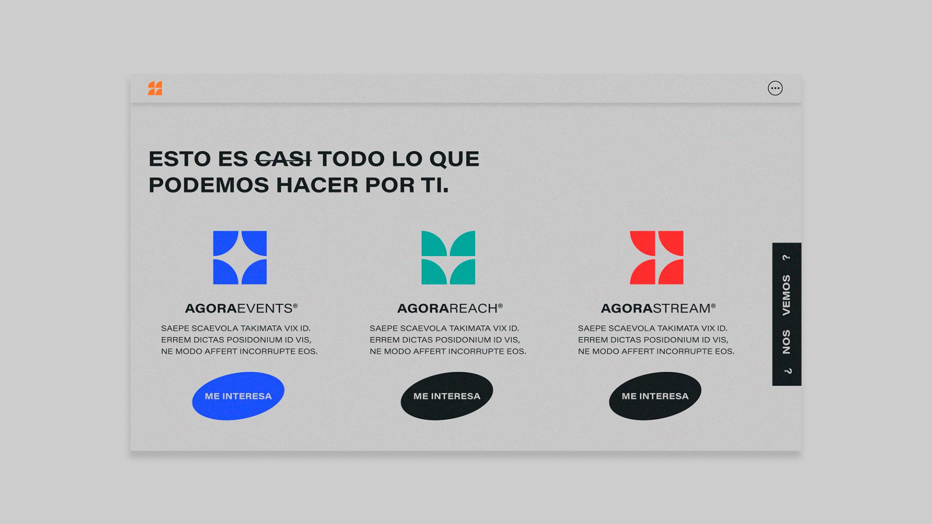 mousee x Agoranews®